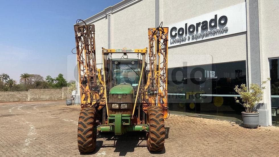 Trator JD 6110J- 5157 Horas-4X4-Com PV Herbicat