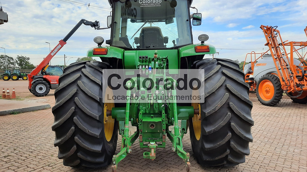 Trator Jd 7230j-Ano 2019-  3582 horas