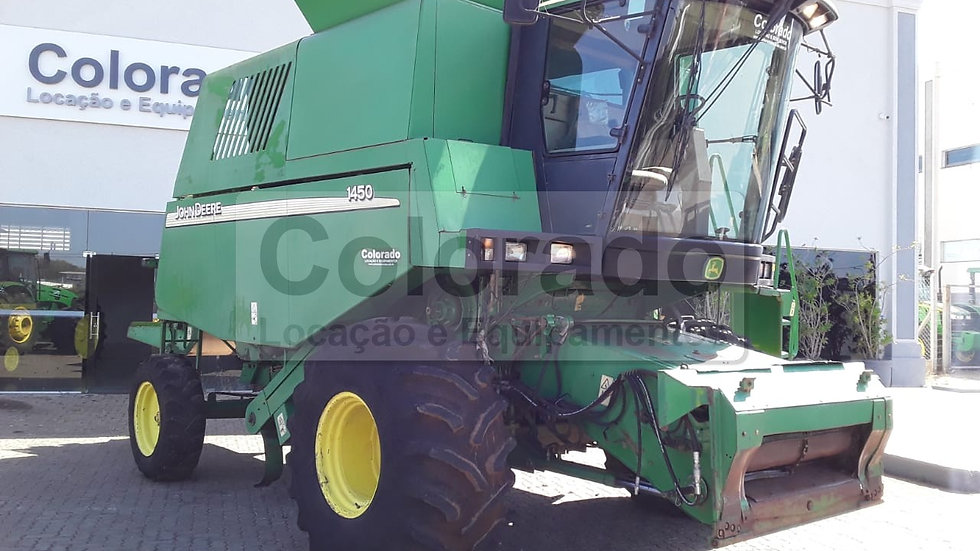Harvester JD 1450 -16 Feet -Year 2006