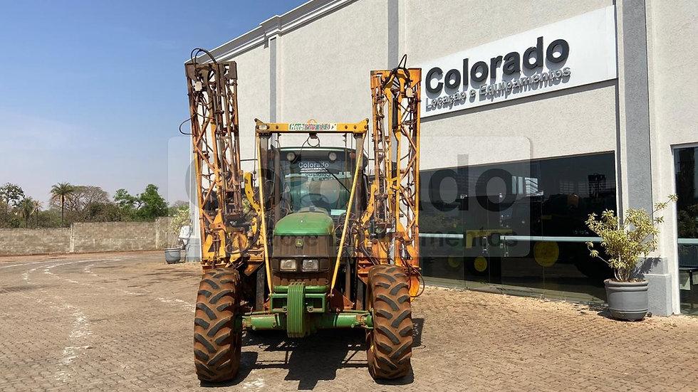 Trator JD 6110J- 5174 Horas-4X4-Com PV Herbicat