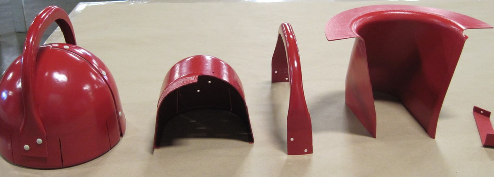 755087-3 DUST SEAL BOOT - WORK IN PROCES