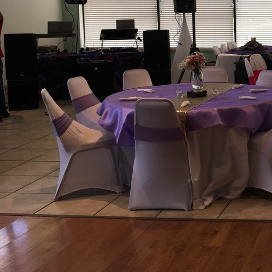 Evento en nuestro salon