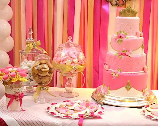 Mesa de cake
