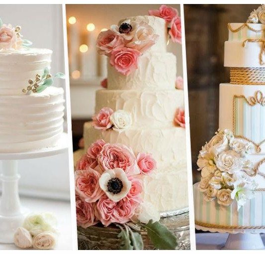 Pasteles para novias