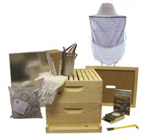 Equipo de apicultura