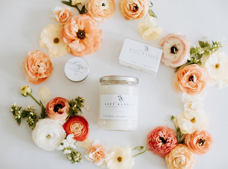 16 oz Soy Candle / 2 for $38