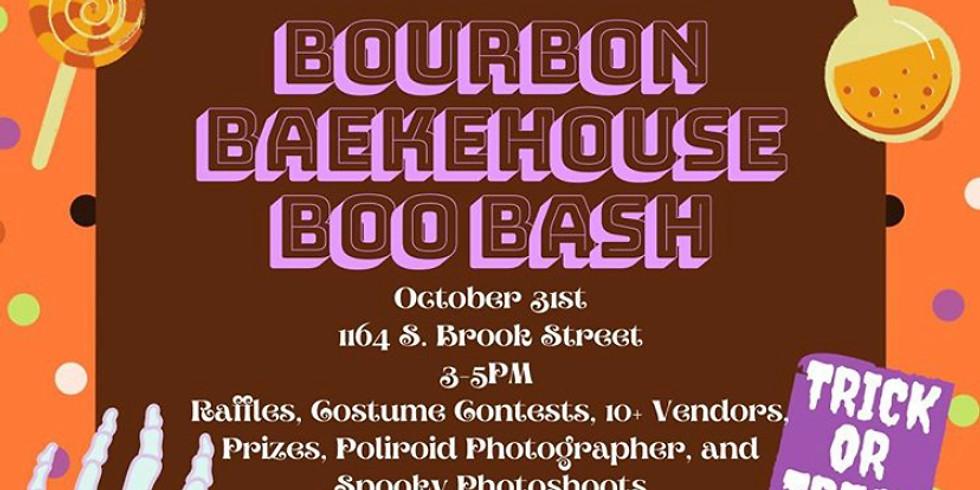 Bourbon Baekehouse Boo Bash