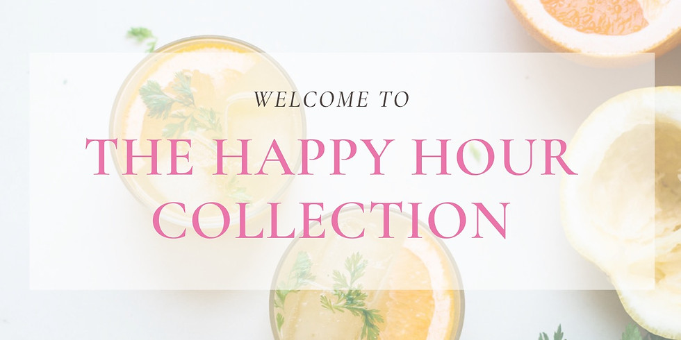 Happy Hour Collection Release