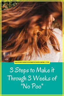 "3 Steps to Make it Through 3 Weeks of ""No Poo"""