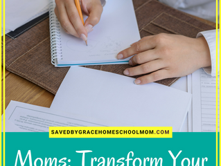 Moms: Transform Your Productivity at Home with Time Budgeting