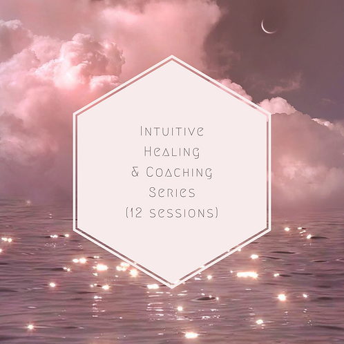 Intuitive Healing & Coaching Series (12 Sessions)