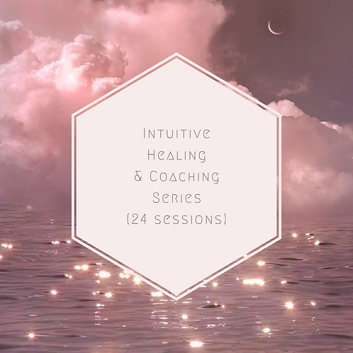 Intuitive Healing & Coaching Series (24 Sessions)