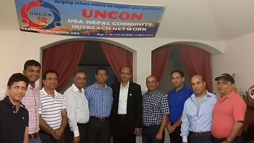 UNCON_team_with_Rajendraji