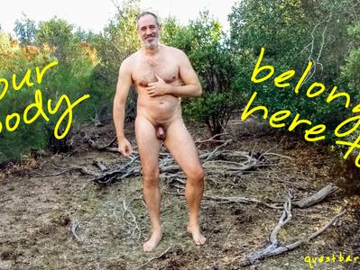 Your Body Belongs Here.