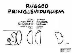 RUGGED PRINGLE-Tagged