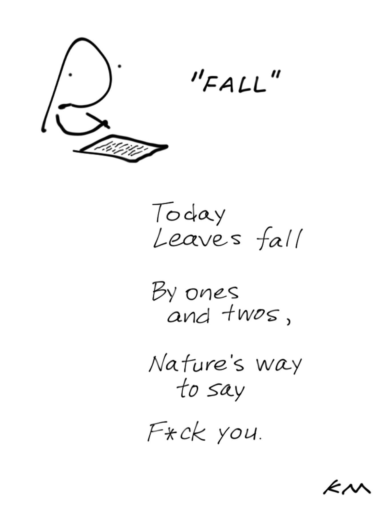 FALL POEM