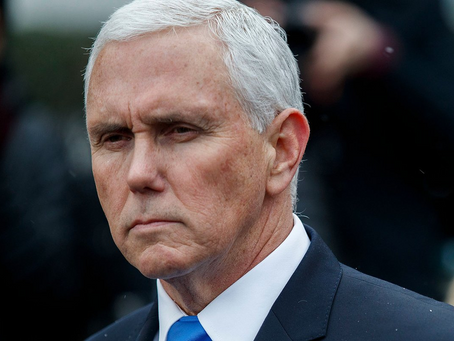 Mike Pence gets sued