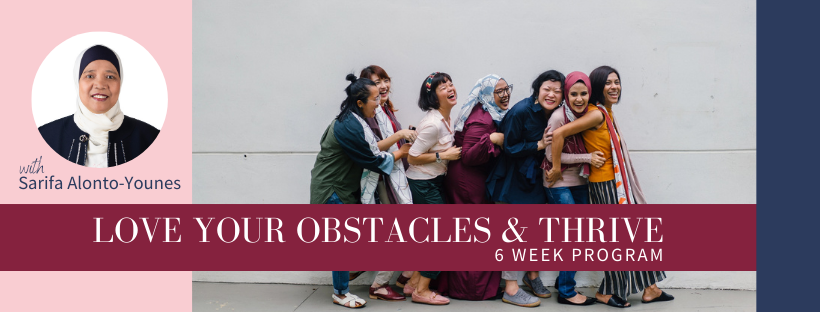 Love Your Obstacles & Thrive (USA/AU)
