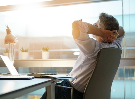 The Big Six Signs That You've Let Complacency Creep into Your Leadership