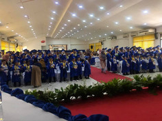 IAM Graduation and recognition Ceremony at Capital Hall.