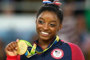 The Teenage World Champion – How Simone Biles Rose Above Her Difficult UpbringingA tough childhood