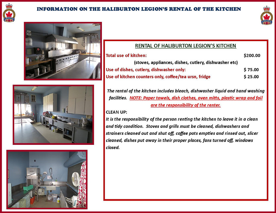 Kitchen Rental Promo updated March 28, 2