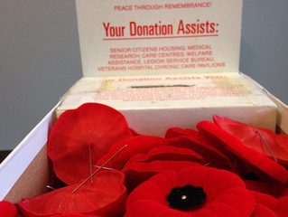 The Haliburton Legion Poppy Fund