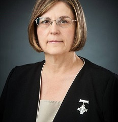 Focus on mental health: Canada's National Silver Cross Mother Anita Cenerini shares thoughts