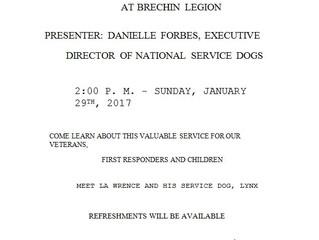 PTSD Training Dogs Presentation