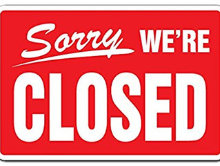 Just a reminder that the Haliburton Legion is closed on Monday, July 2nd, 2018 for Canada Day holida