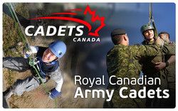 Photo of cadets