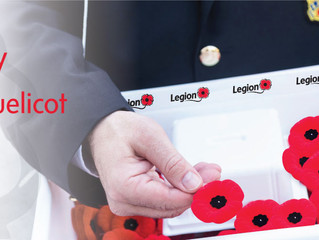POPPY CAMPAIGN HAS STARTED