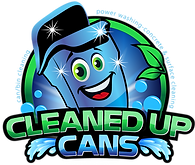 Cleaned Up Cans Logo