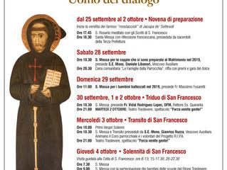 Festa di S. Francesco a Trastevere