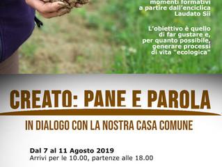 Pane e Parola. Francescani al servizio dell'ecologia integrale.