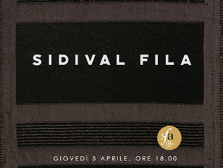 Ultime mostre di fr. Sidival Fila