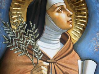Festa di S. Chiara a Rieti
