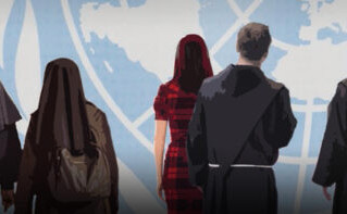 I francescani da 30 anni alle Nazioni Unite