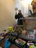 Raccolta di alimenti presso la Basilica di San Bernardino a L'Aquila