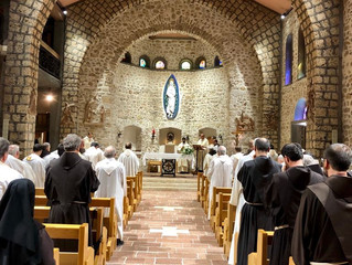 La Provincia Minoritica di San Bonaventura in festa a Greccio