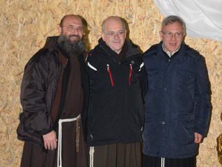 Nuova fraternità interobbedienziale a Rieti (clicca sull'immagine per aprire l'articolo)