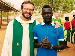 Fr. Federico ci scrive dalla Missione in Sud Sudan