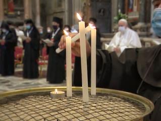 Lo Spirito di Assisi porta Papa Francesco in Aracoeli