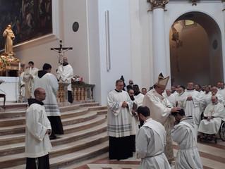"""Fra' Francesco Lo Presti, un nuovo """"francescano sacerdote""""."""