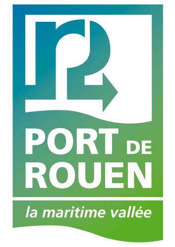 Grand port de rouen logo