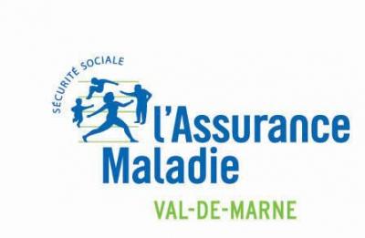 CPAM-du-Val-de-Marne logo