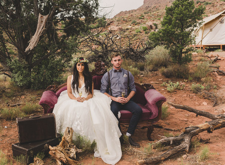 Adventurous Elopement | Elopement and Honeymoon |