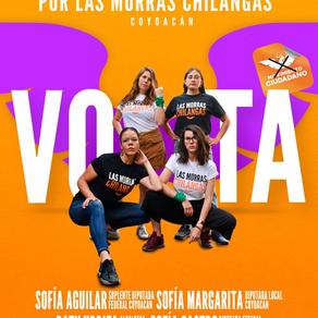 Movimiento Ciudadano: candidatas a diputadas federales distrito 23