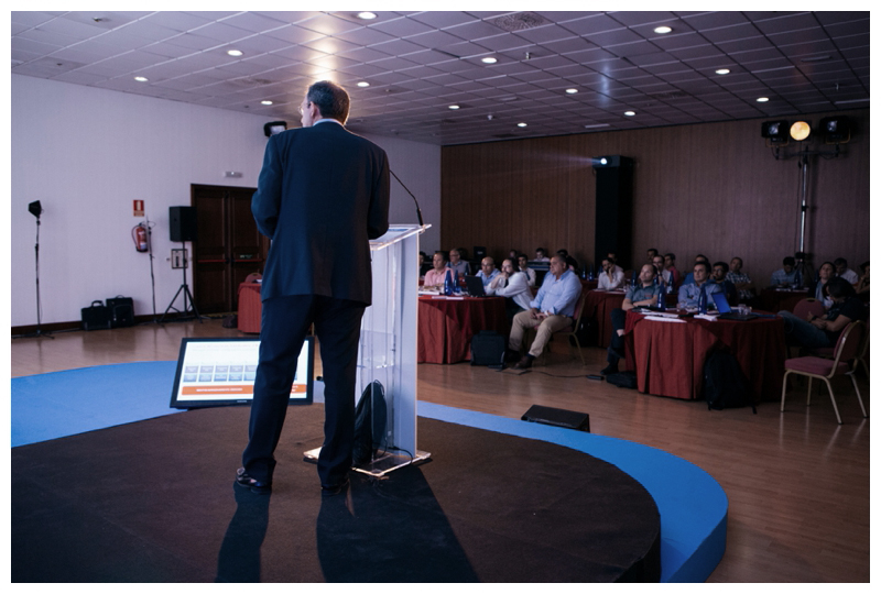 Reportaje evento EMC
