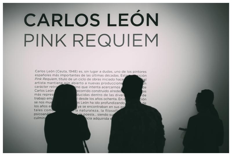 Carlos León Pink Requiem